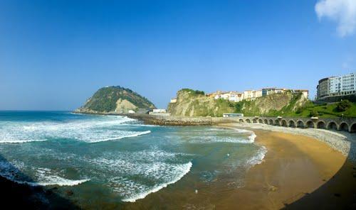 Bay & Beach of Getaria