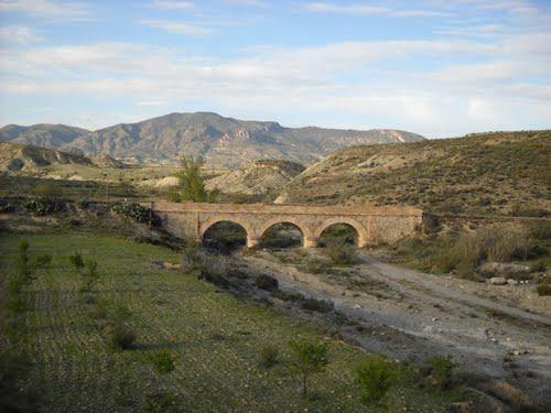 Puente Rambla Somontin Km 86.790 (Purchena)