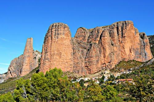 Riglos y los Mallos (Huesca)