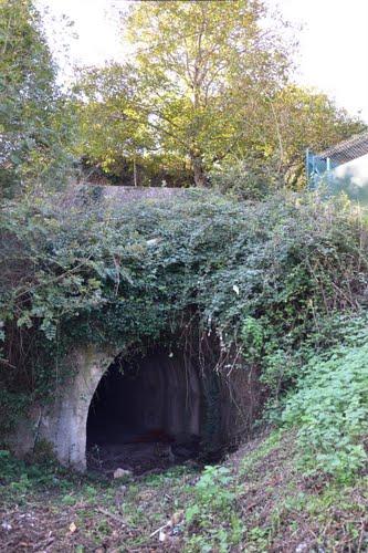 Ferrocarril Pravia-Villablino. Tunel de Forcinas