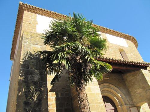 Yéqueda (Huesca), iglesia románica de San Martín, siglos XII-XVII.