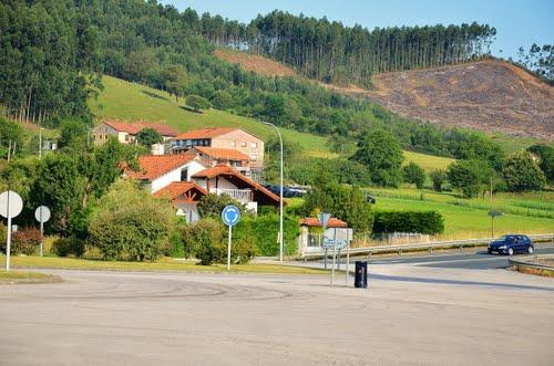 Bárcena de Cicero, Cantabria,  España