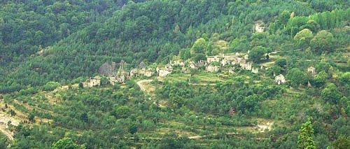 View on Ceresuela