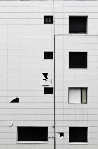 Patología en fachadas ventiladas. Rotura de placas.