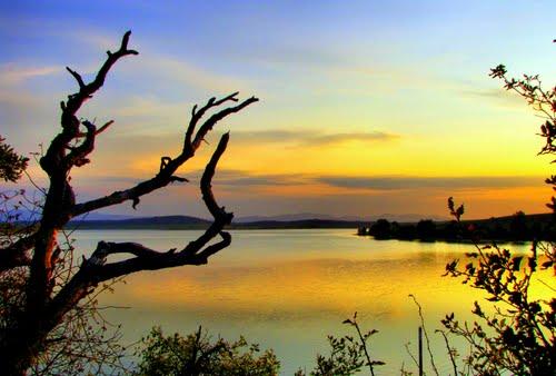 Colores de un atardecer / Colors of a sunset