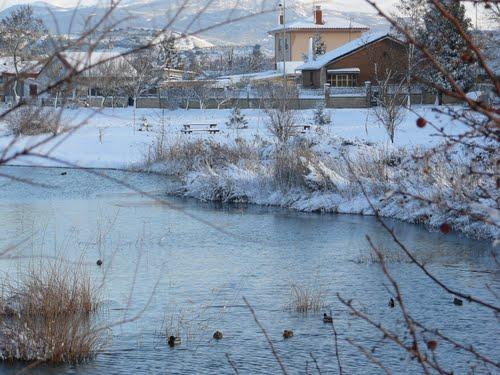 La laguna de Bayas
