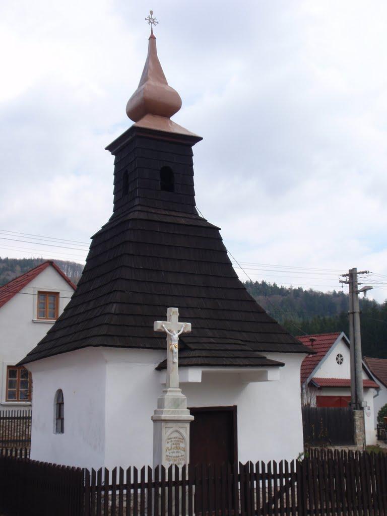 Chapel in Skorotice
