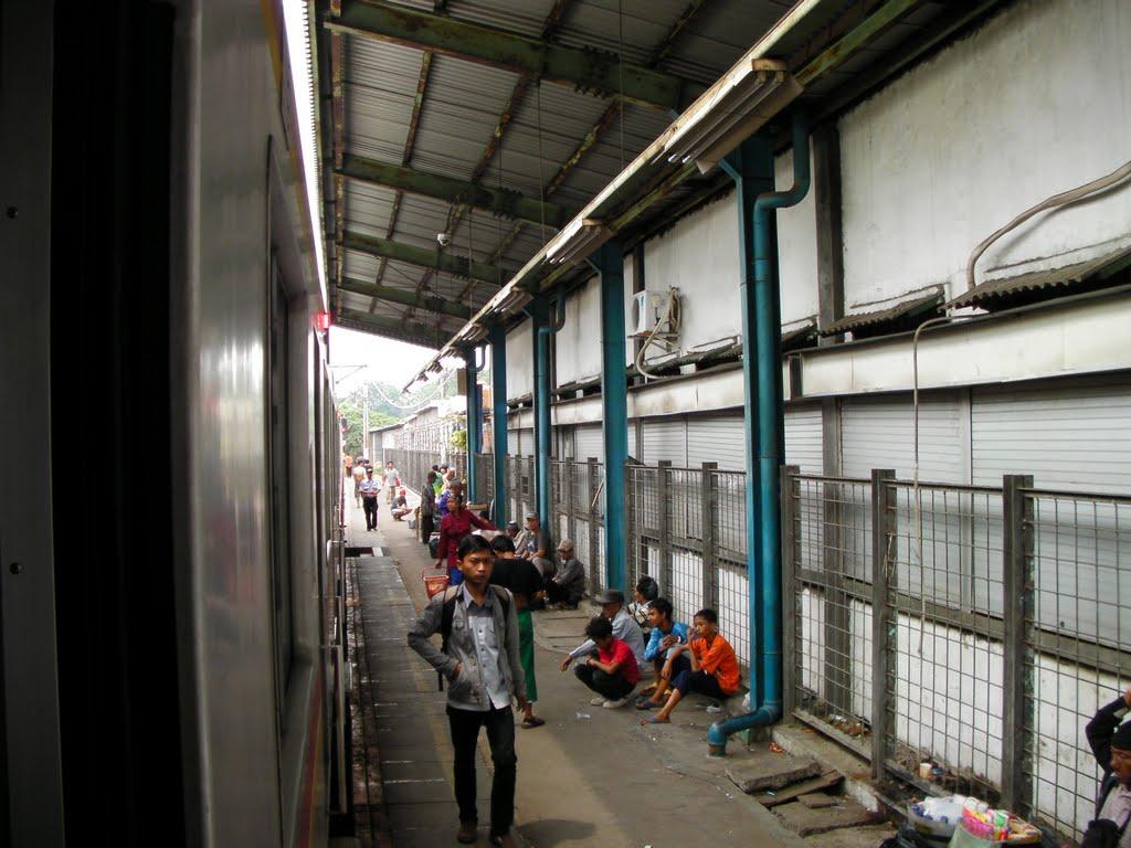Stasiun Angke, Jakarta