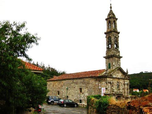 Igrexa de Curantes - (A Estrada)