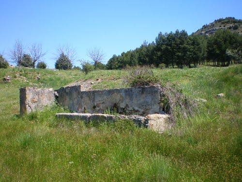 La fuente de Jócar