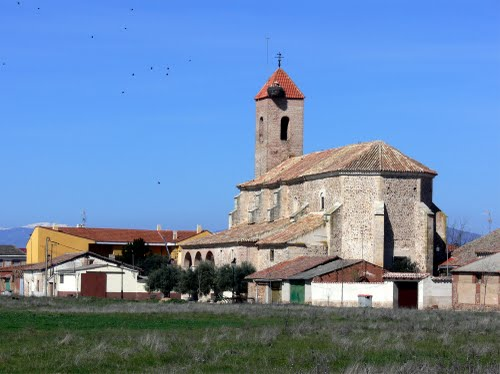 CASA DE UCEDA (Guadalajara). 2011. 01. Iglesia de San Miguel (sXVI-XVIII).