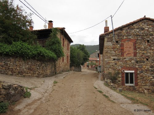 Calle Central, Oville