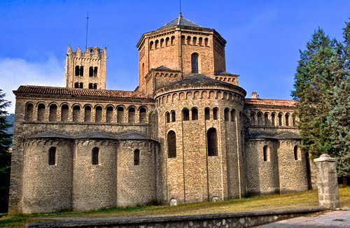 Monestir Santa Maria de Ripoll - Catalunya Sud