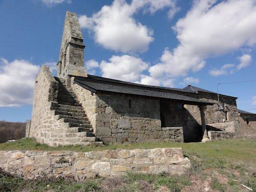 Iglesia de Letrillas.