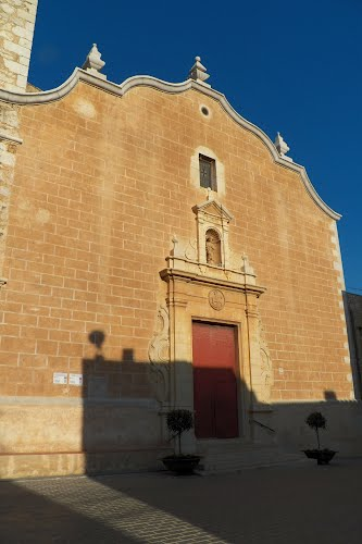 Iglesia Parroquial. Sant Jordi. CASTELLON.