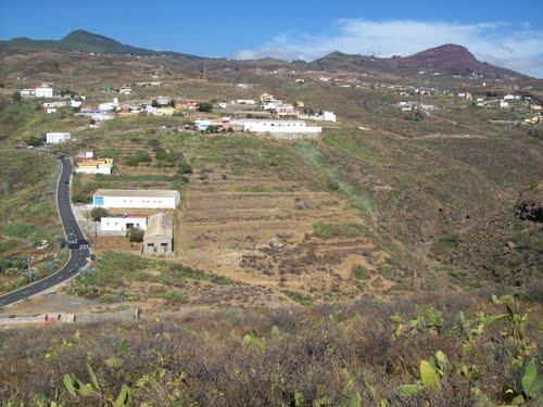 Barrio de Machado, visto desde Montaña Jagua.