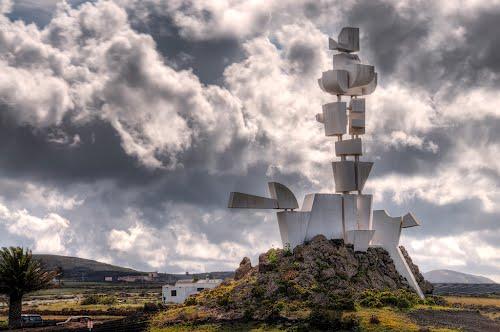 Lanzarote - Windspiel