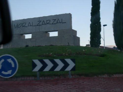 Entrando en Moralzarzal