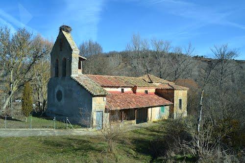 Iglesia de San Pedro Apóstol - Cebanico (León)