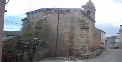 Iglesia de Lazagurría