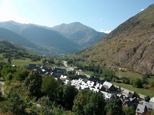 Escunhau ( Valle de Aran ).