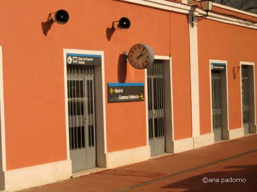 Estación, camino a Cuenca
