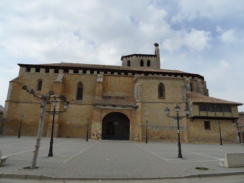 Iglesia De San Cornelio Y San Cipriano (San Cebrian De Campos-Palencia)
