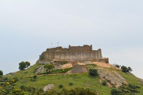 Restos del castillo de Villajuïga