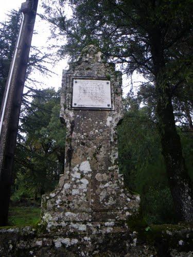 Placa homenaje a Barreiro Cabanelas