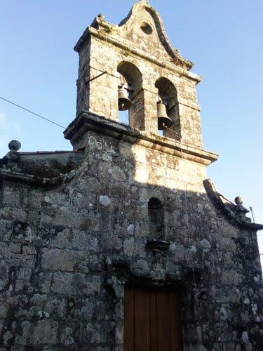 Igrexa de Escudeiros,Ramirás,Celanova.
