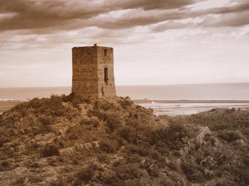 ALMENARA (Castellón) castillo II