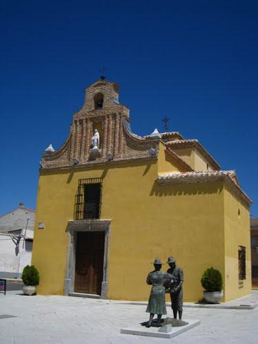 Ugena, Toledo, Ermita