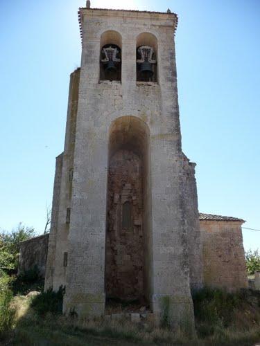 campanario (Los Barrios de Villadiego)