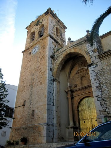 BENLLOCH iglesia de ntra. sra. de la asunción (castellón) españa