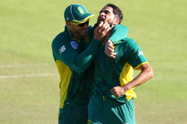 Imran Tahir fined 30 per cent of his match fee, also gets two demerit points - Cricket News