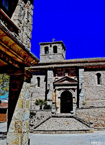 Iglesia, portada