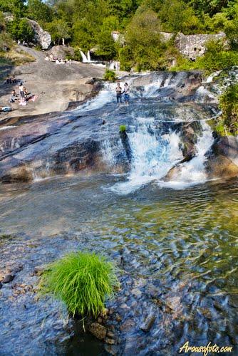 Catarata de Barosa / Barosa waterfall