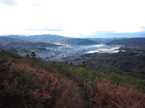 Valle de Baralla Lugo (Spain)