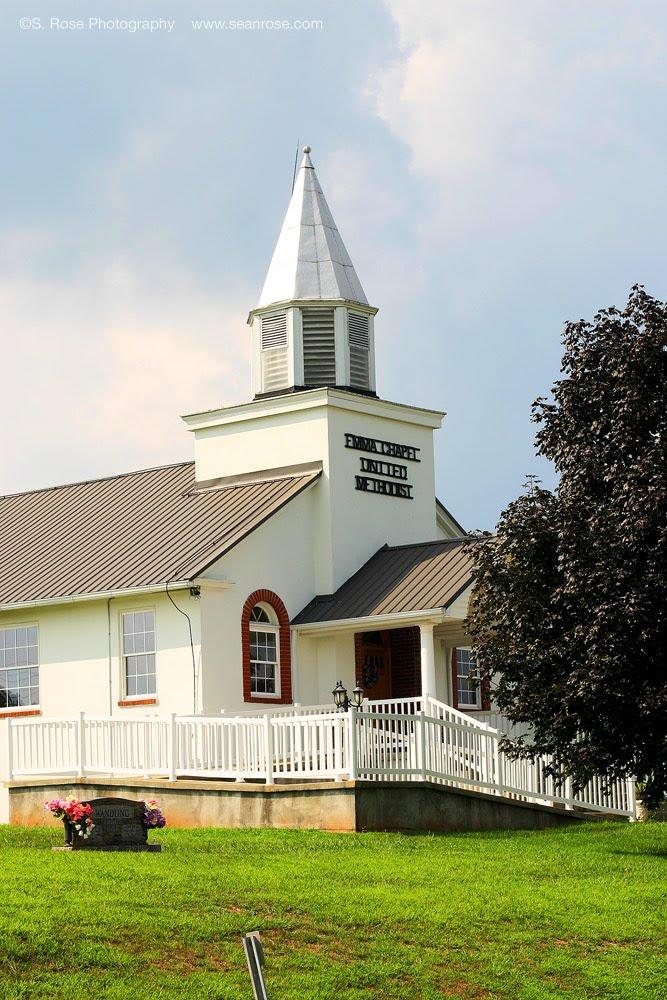 FMMA Chapel, Rt 34 In Summer, WV