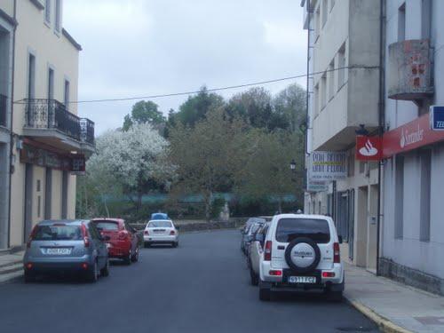 Calle de Castroverde-Lugo