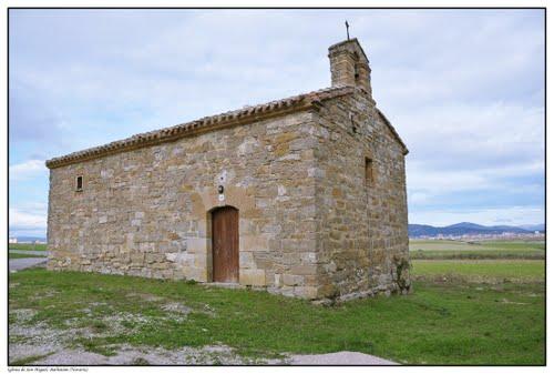 Ermita de San Miguel, Barbatáin (Navarra)