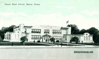 Mason High School, Mason, Texas