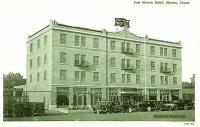 Fort Mason Hotel, Mason, Texas 1930s