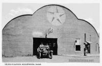 Nelson's Garage, Rocksprings, Texas