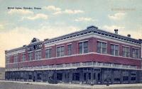 Hotel Lynn, Tahota, Texas early 1900s