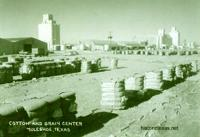 Cotton and Grain Center, Muleshoe, Texas