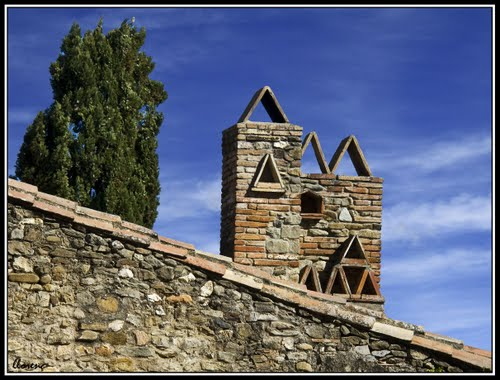 Originals xemeneies - SANT MARTÍ VELL - Girona