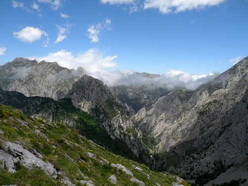 Colours in Picos de Europa
