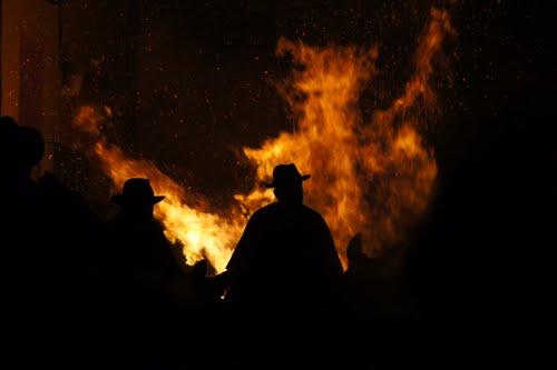 Viviendo el fuego