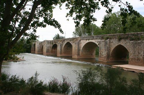 Puente sobre el Pisuerga